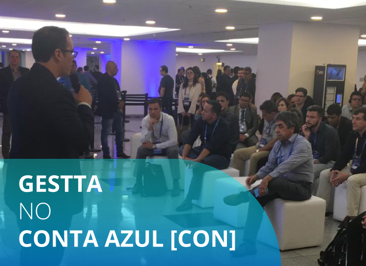 Gestta no ContaAzul CON 2018!