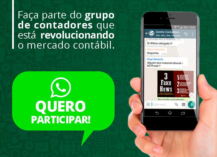 Participe do melhor grupo de whatsapp para contadores do Brasil!