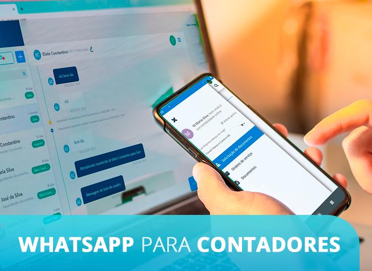 WhatsApp para Contadores- Te apresento o Gestta Messenger