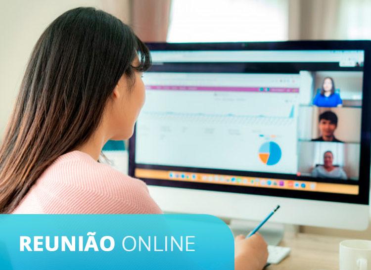 Como fazer uma reunião online produtiva com a sua equipe contábil