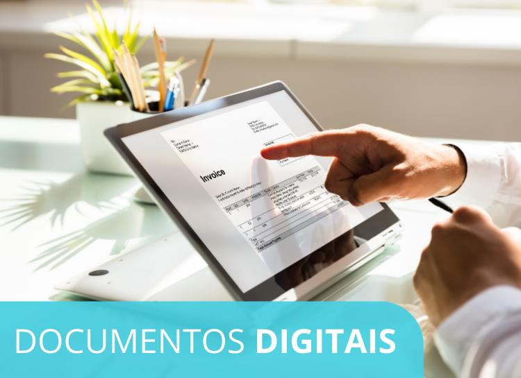 Documentos digitais na contabilidade – Tudo que você precisa saber sobre a emissão, armazenamento e validade desse novo formato.