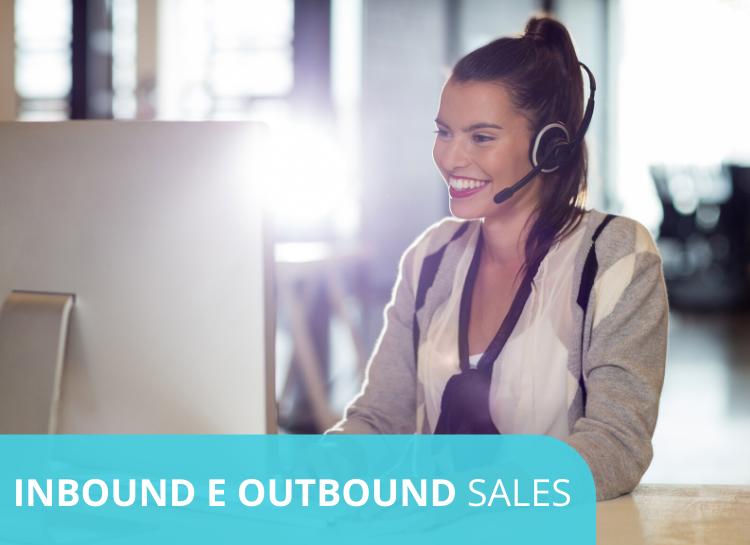 Inbound e Outbound Sales – Descubra qual dessas técnicas de vendas pode atrair mais clientes para o seu escritório