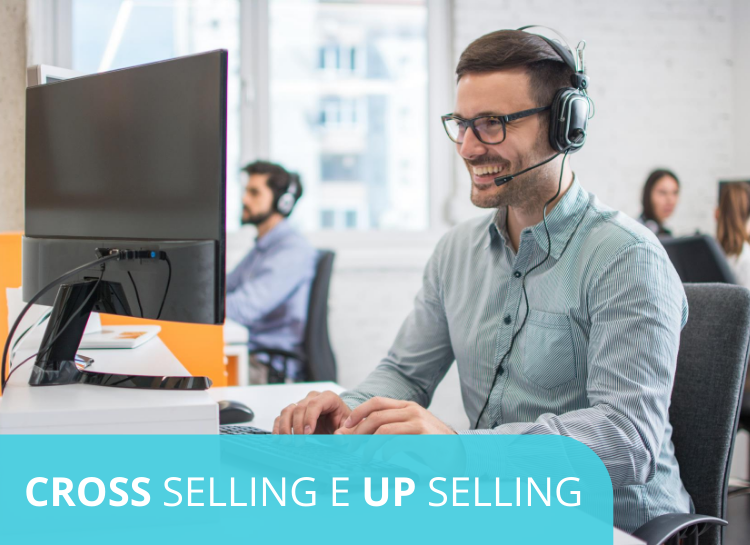 Cross selling e Up selling – O que são e como aplicar na estratégia de vendas do seu escritório