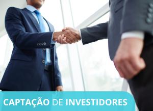 captação de investidores