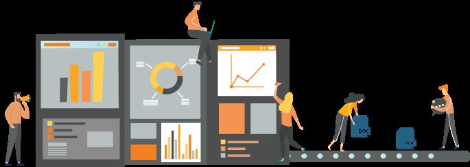 Domínio Sistemas, agora integrado com o Gestta Processos, plataforma de gestão completa para contadores
