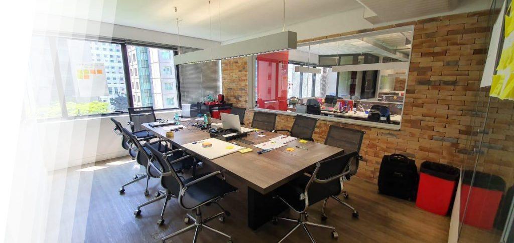 Gestta - Software para contabilidade - Sala de reuniões