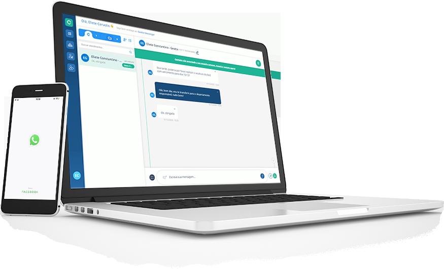 O Gestta é um Sistema para escritórios de contabilidade com integração direta ao Gestta Messenger, plataforma de gestão de atendimento contábil via whatsapp