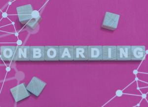 Onboarding de novos colaboradores